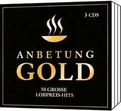 3-CD-Box Anbetung Gold