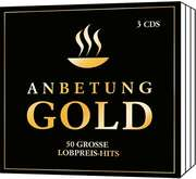 3-CD-Box Anbetung Gold
