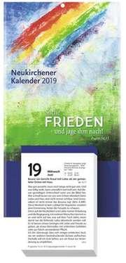 Neukirchener Abreißkalender 2019