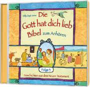 CD: Die Gott hat dich lieb Bibel zum Anhören (3)