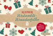 Kleiner Weihnachts-Wunscherfüller - Gutscheinbuch