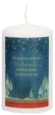 """Kerze """"Licht der Weihnacht"""""""