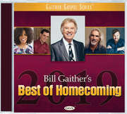 CD: Bill Gaither's Best of Homecoming 2019