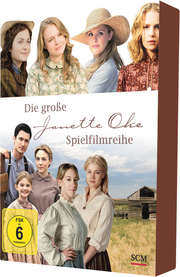 DVD-Box: Die große Janette Oke-Spielfilmreihe