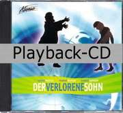 Playback-CD: Der verlorene Sohn