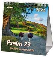 Psalm 23 - Tischkalender 2018