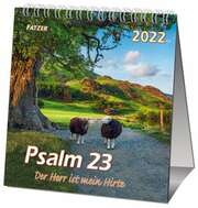 Psalm 23 - Tischkalender 2019