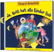 CD: Ja, Gott hat alle Kinder lieb