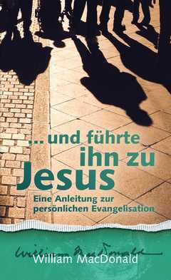 und führte ihn zu Jesus