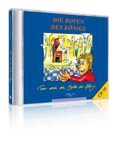 CD: Die Boten des Königs 10