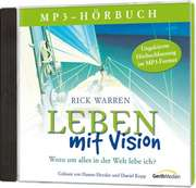 MP3-CD-Hörbuch: Leben mit Vision