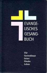 Evangelisches Gesangbuch Leder Standard (mit Rechtschreibreform)