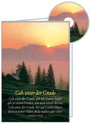 CD-Card: Geh unter der Gnade - Geburtstag