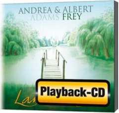 Playback-CD: Land der Ruhe (Playback mit Backings)