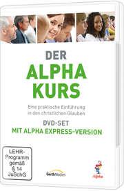 Alpha Express DVD-Set mit 5 DVDs