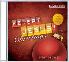 CD: Feiert Jesus! Christmas - Licht der Welt