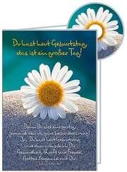 CD-Card: Du hast heut Geburtstag - Geburtstag