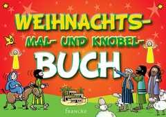 Weihnachts-Mal-und-Knobel-Buch
