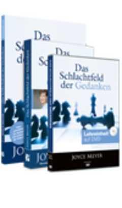 Das Schlachtfeld der Gedanken - Set Buch, Arbeitsbuch & DVD