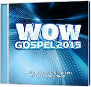 2-CD: WOW Gospel 2015