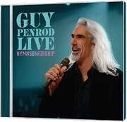 CD: Guy Penrod Live - Hymns & Worship