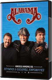 DVD: Angels Among Us Hymns & Gospel Favorites