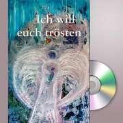 Ich will euch trösten - Faltkarte mit CD