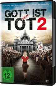 DVD: Gott ist nicht tot 2
