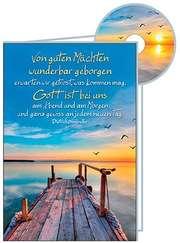 CD-Card: Von guten Mächten - Geburtstag