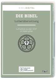 CD-ROM: Luther 2017 mit Apokryphen