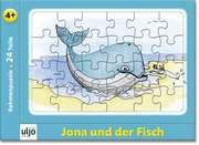 """Rahmenpuzzle """"Jona und der Fisch"""""""