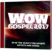2-CD: WOW Gospel 2017