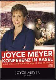 Joyce Meyer Konferenz Basel 2009 - 3er-CD-Set