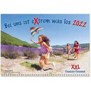 Kalender: Bei uns ist extrem was los
